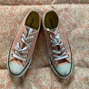 Converse Low Top Storm Pink Unisex